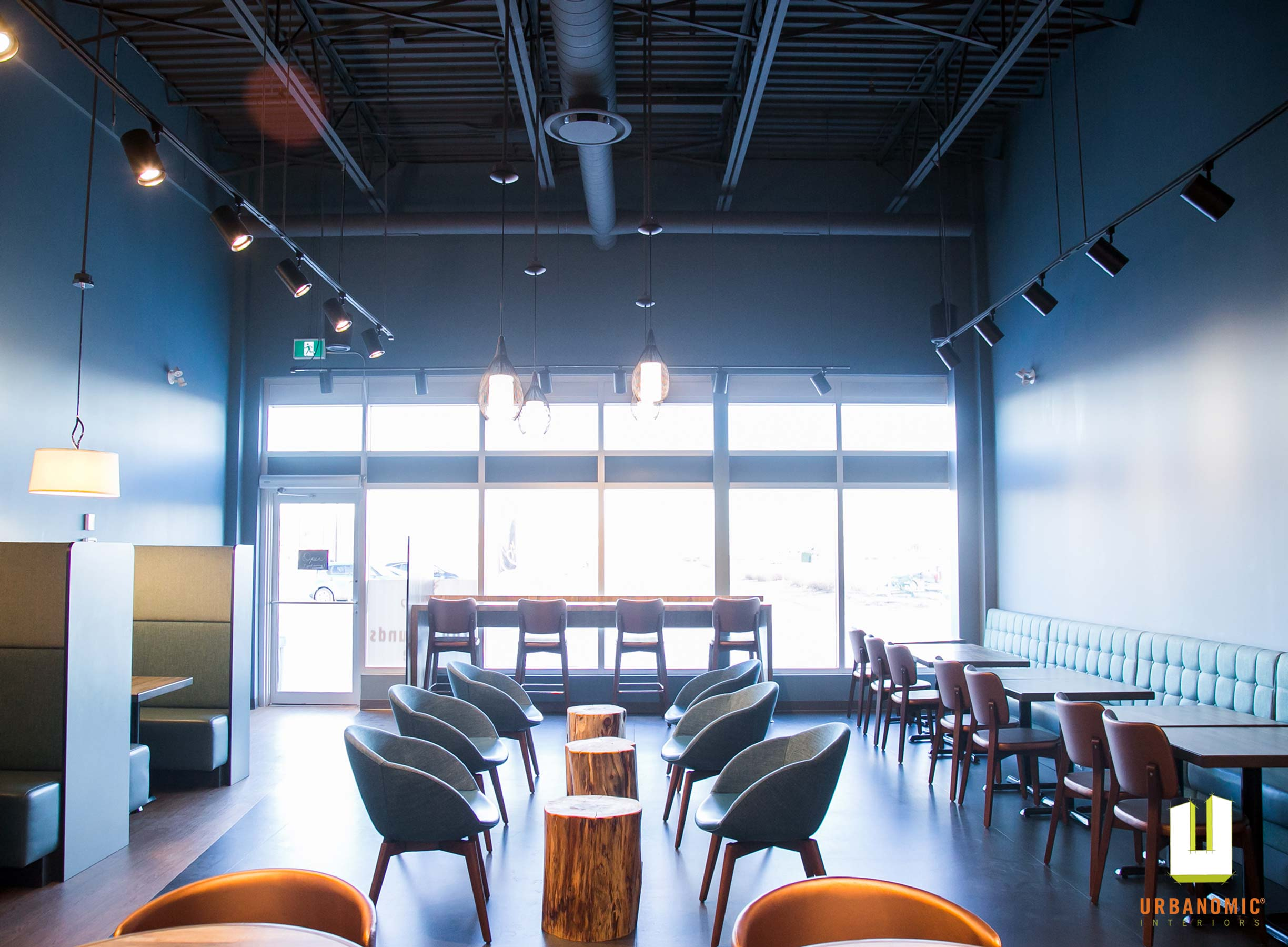 Grounds café stittsville ottawa on urbanomic interiors