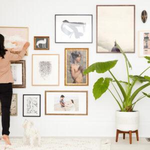 Art Hanging