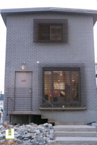 00 Atelier Restaurant Ottawa - Urbanomic Interiors Restaurant Interior Design