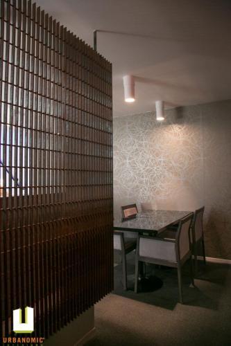 02 Atelier Restaurant Ottawa - Urbanomic Interiors Restaurant Interior Design