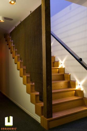 04 Atelier Restaurant Ottawa - Urbanomic Interiors Restaurant Interior Design