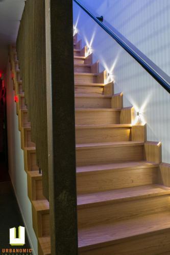 05 Atelier Restaurant Ottawa - Urbanomic Interiors Restaurant Interior Design