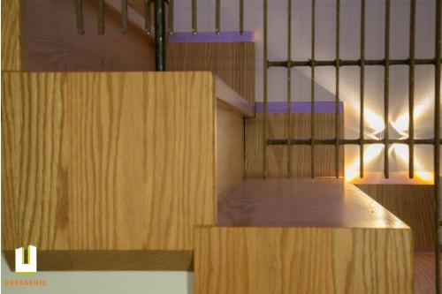 07 Atelier Restaurant Ottawa - Urbanomic Interiors Restaurant Interior Design