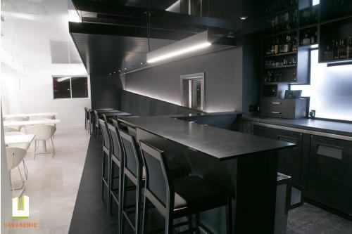 10 Atelier Restaurant Ottawa - Urbanomic Interiors Restaurant Interior Design
