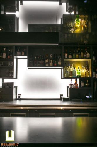11 Atelier Restaurant Ottawa - Urbanomic Interiors Restaurant Interior Design