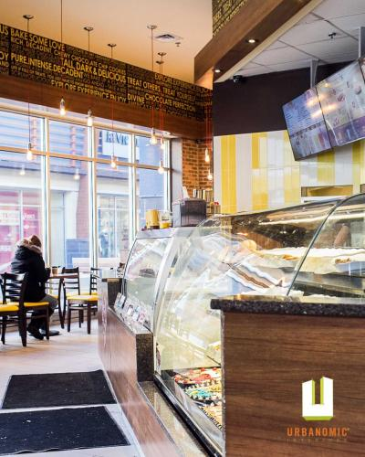Nestle Toll House Cafe Tanger Outlets Kanata Ottawa Urbanomic Interiors Foodservice Design 11