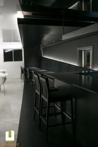 13 Atelier Restaurant Ottawa - Urbanomic Interiors Restaurant Interior Design