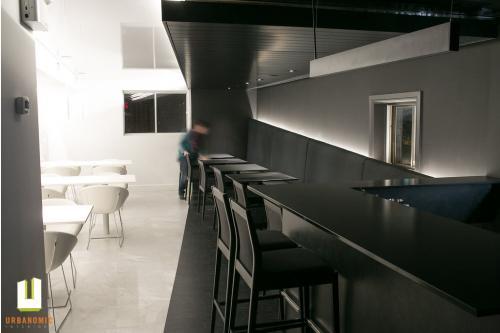 14 Atelier Restaurant Ottawa - Urbanomic Interiors Restaurant Interior Design