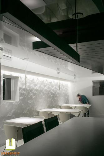 15 Atelier Restaurant Ottawa - Urbanomic Interiors Restaurant Interior Design