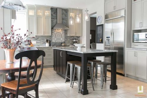 McCallum Drive Transitional Kitchen Renovation 02