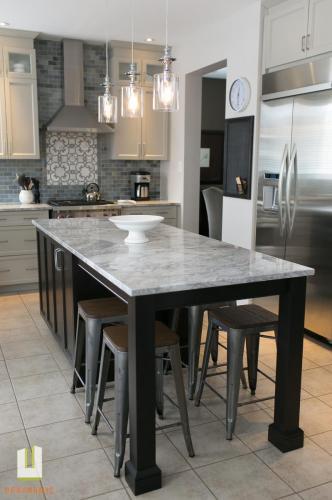 McCallum Drive Transitional Kitchen Renovation 03