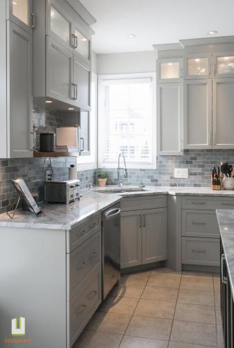 McCallum Drive Transitional Kitchen Renovation 05