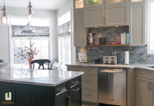 McCallum Drive Transitional Kitchen Renovation 10