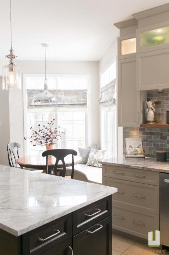 McCallum Drive Transitional Kitchen Renovation 12