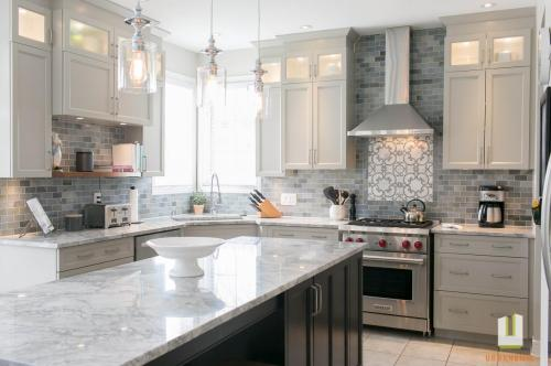 McCallum Drive Transitional Kitchen Renovation 22