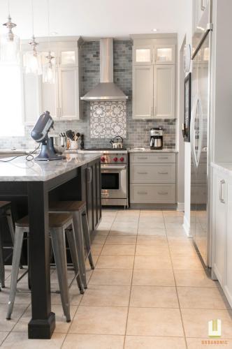 McCallum Drive Transitional Kitchen Renovation 23