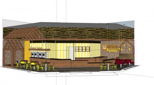 Nestle Toll House Cafe Tanger Outlets Kanata Ottawa Urbanomic Interiors Foodservice Design 00