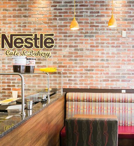 Nestle Tollhouse Cafe